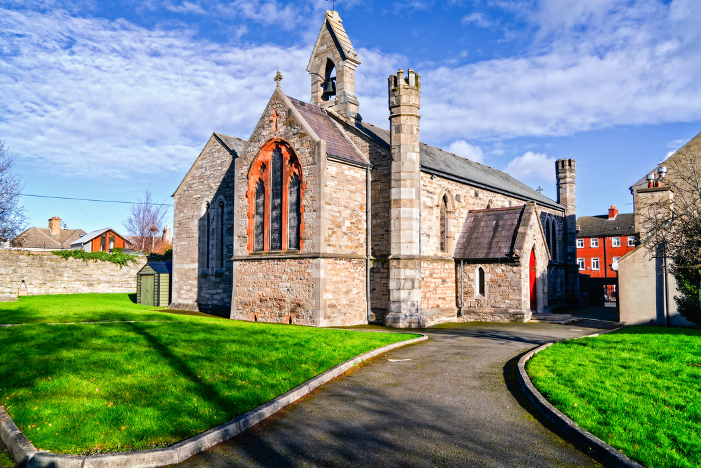 ALL SAINTS CHURCH GRANGEGORMAN 008