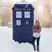 The new doctor - Tardis