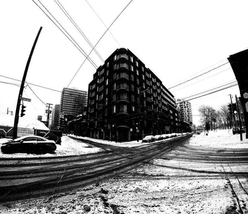 Rue de la Montagne and Ottawa