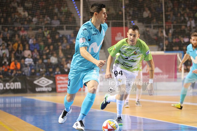 Palma Futsal - Movistar Inter
