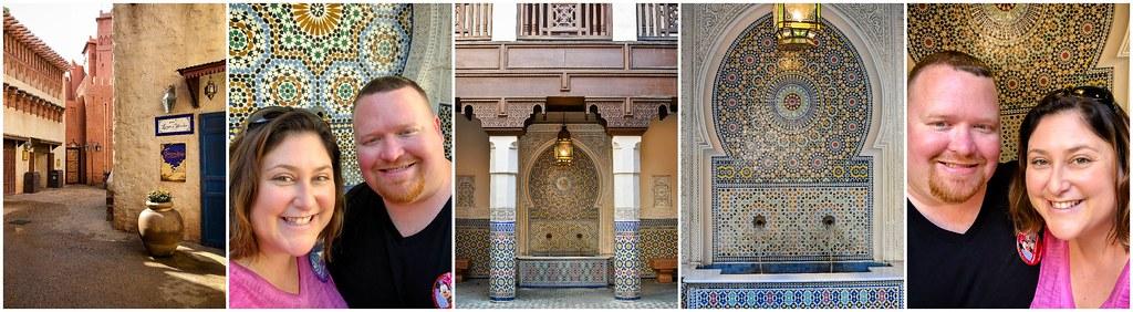 around morocco