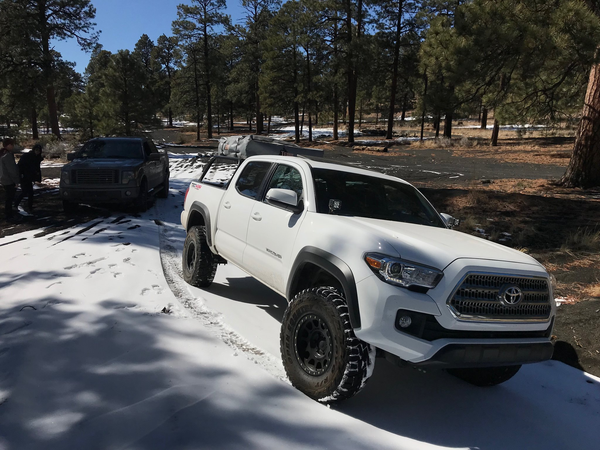 Build 2016 toyota tacoma