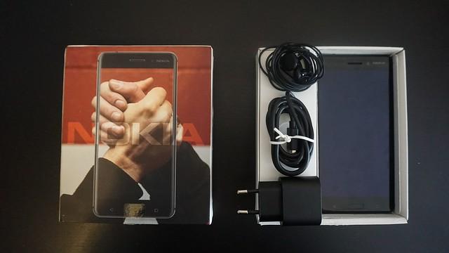 Confezione Nokia 6