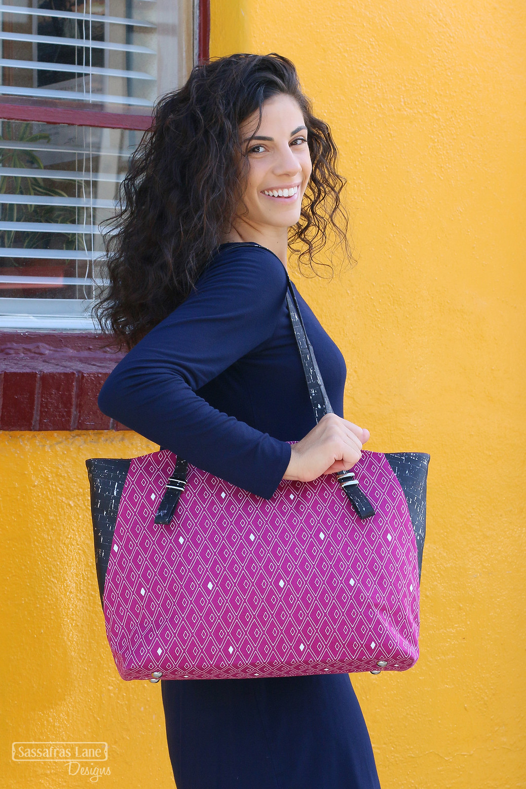 Hetty HoldAll Bag