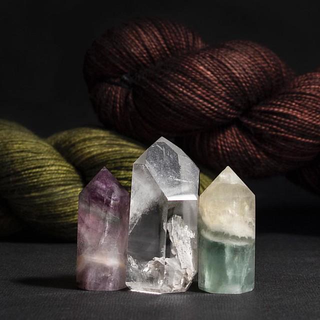Yarn and spirit