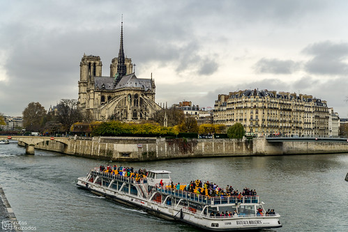 Notre Dame from Tournelle