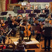11 DSCN0137c Sheku Kanneh-Mason rehearsing the Elgar Cello Concert with Ealing Symphony Orchestra. Leader Peter Nall. Conductor John Gibbons 3rd March 2018 (Photo Lucy Robinson)