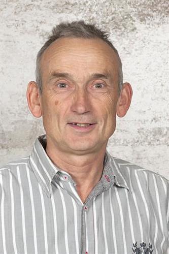 Gerard van der Locht conciërge