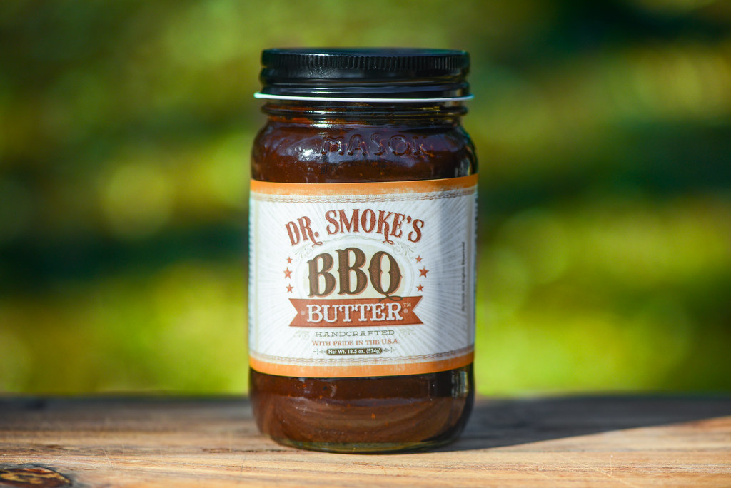 Dr Smoke's BBQ Butter