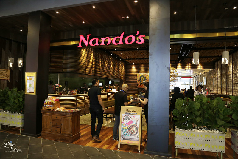 ipc shopping centre nandos