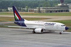 Malev - Hungarian Airlines Boeing 737-7Q8 HA-LOA