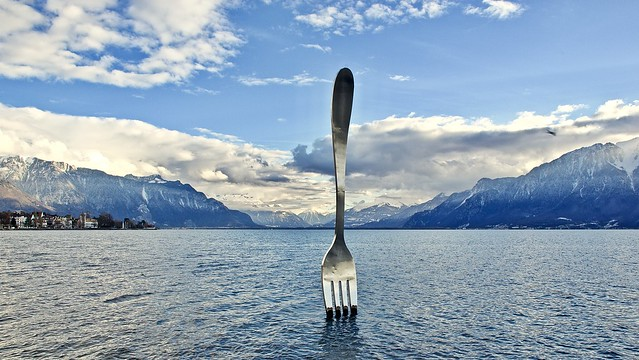 The Fork - in Vevey