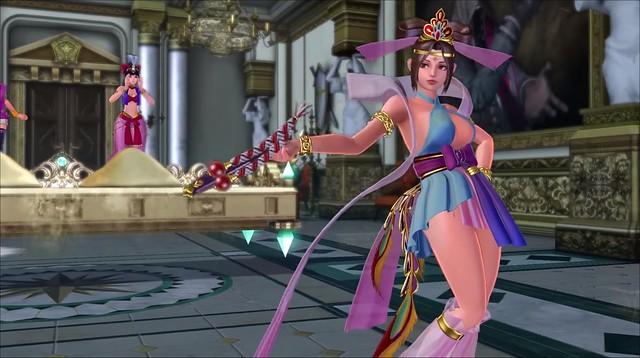 SNK女英雄 - 麥公主服裝
