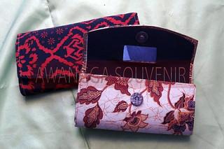 dompet batik tanggung