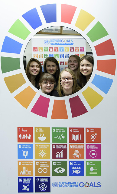 SDG Media Zone Event during ECOSOC Youth Forum