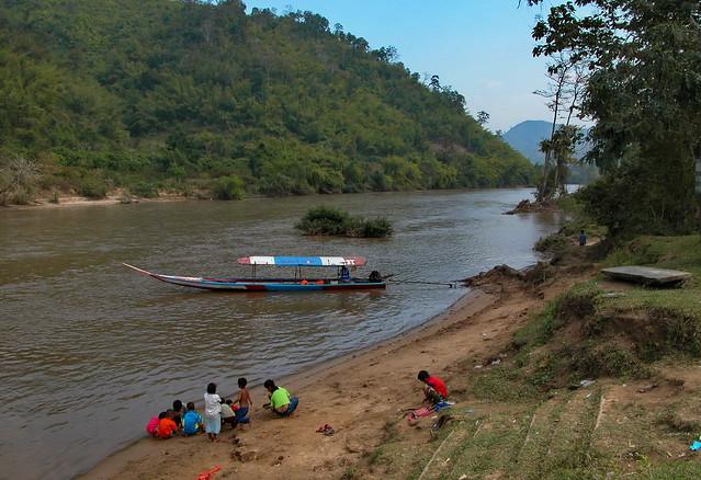 Thailand - Kok River, Nikon E5700