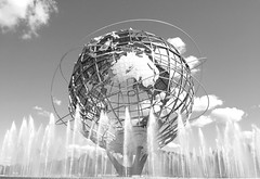 The Unisphere - Flushing Meadow Park