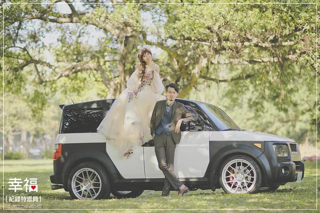 『婚紗攝影』就愛台味!
