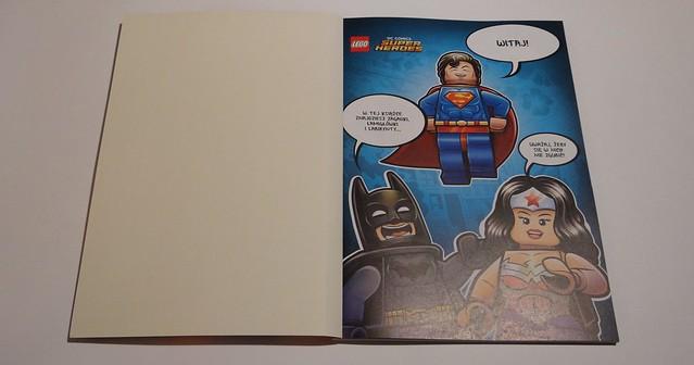 RECENZJA DC Comics Superksięga zadań 2