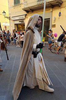 Jedi Luke Skywalker - Michele