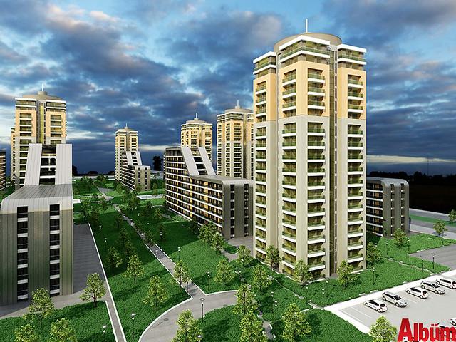 Antalya Büyükşehir Belediyesi Güneş Şehir Projesi