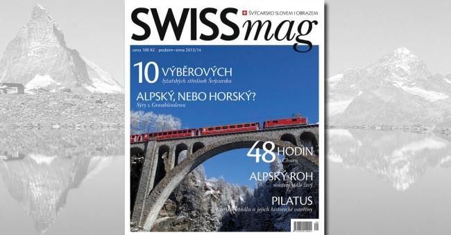 SWISSmag 09 - podzim/zima 2013/14