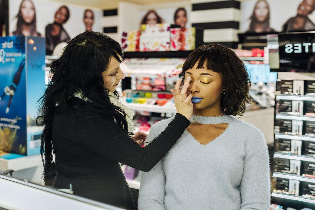 how to wear ya dig Mattemoiselle lipstick