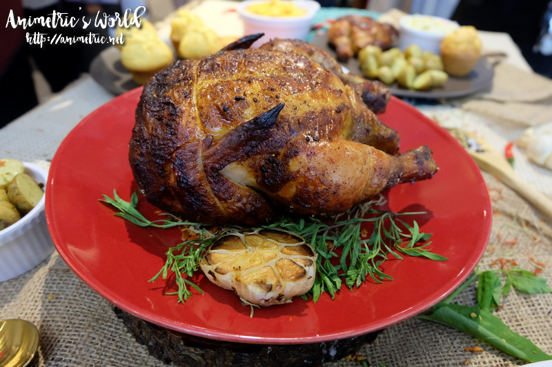 Kenny Rogers Roasters Chipotle Fire Chicken