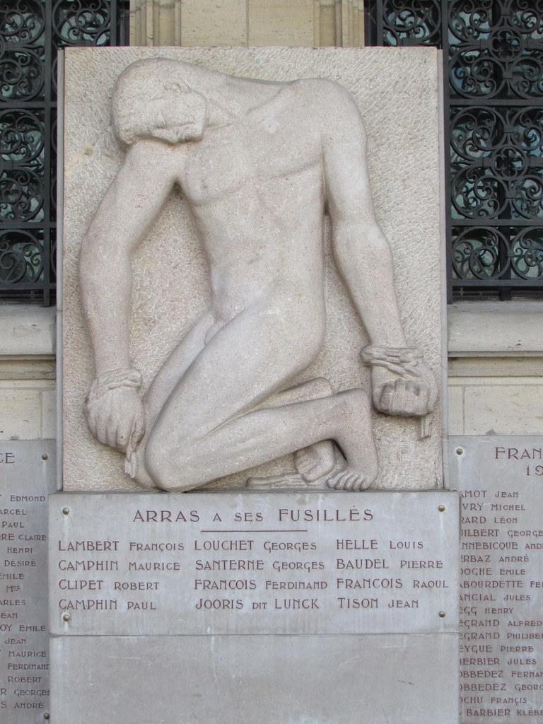 ArrasL'h\xf4tel de ville d'Arras (Pas-de-Calais)
