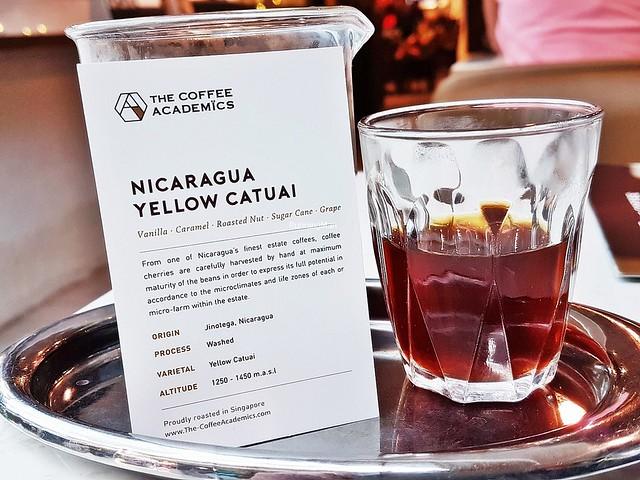Coffee Nicaragua Yellow Catuai