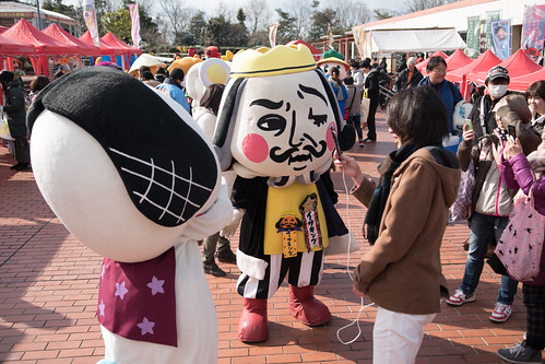 Iisa-King(not Ether King)(Isa City, Kagoshima Pref.) & Hiyawan(Nabari City, Mie Pref.)