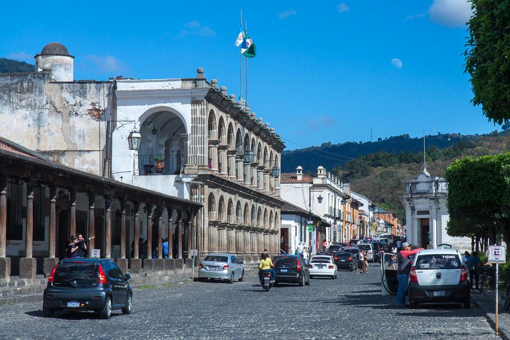 Guatemala. Antigua