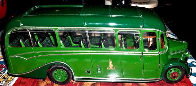 Bedford OB coach in, Fujifilm FinePix AV130