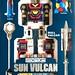 Godaikin Sun Vulcan