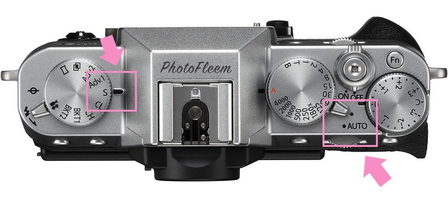 Fujifilm X-T20 Auto Mode