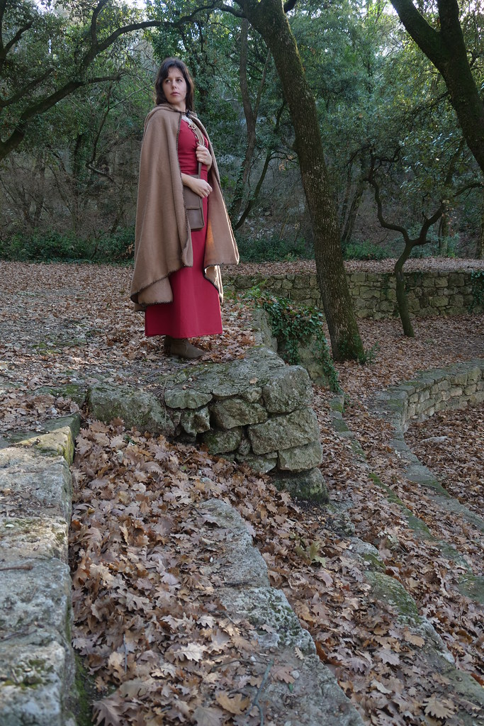related image - Shooting Médiéval - Orena Costume - Val des Nymphes -2017-12-23- P1100658
