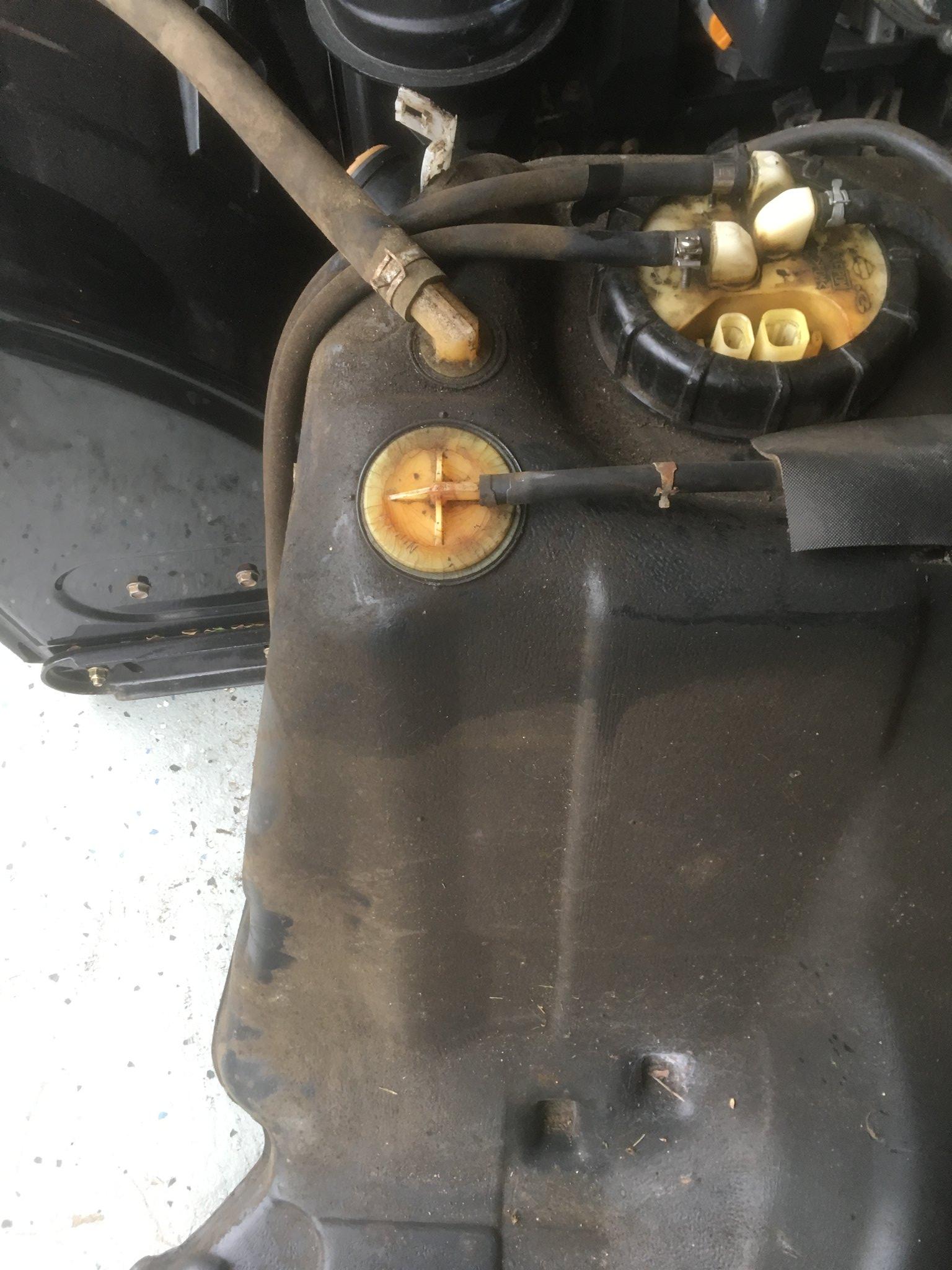 S14 Fuel tank vent valve - Zilvia net Forums | Nissan 240SX