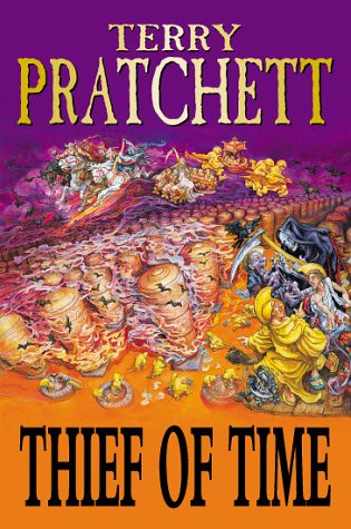 Terry Pratchett, Thief of Time