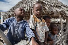 """Zanzibar, horizontal, portrait d'enfance"""""""