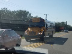 5357 - 2017 Blue Bird Vision - Hillsborough County School Bus
