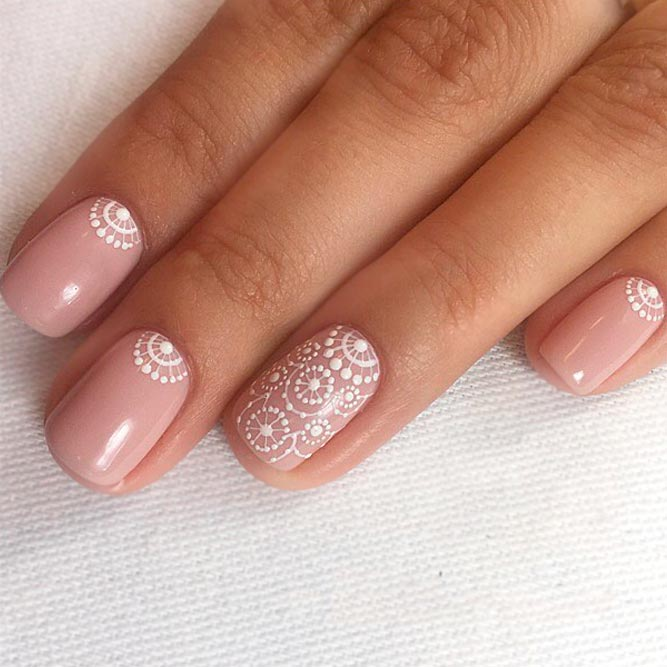 Cute And Trendy Gel Nail Art Manicure Fashionre