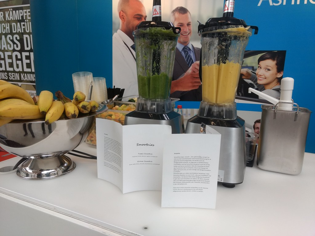 "#Hummercatering #Event #Cratering #Smoothie an unserer #mobilen #Smoothiebar für #Ashfield auf dem #Jobvector career Day #Eventlokation #MVG #Museum #Muenchen #cgn > #muc Mehr #Infos unter https://koeln-catering-service.de/smoothie-catering/messe-event-sm • <a style=""font-size:0.8em;"" href=""http://www.flickr.com/photos/69233503@N08/26680667448/"" target=""_blank"">View on Flickr</a>"