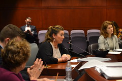 Rep. Ziorbon offers public testimony in support of HD 5174 'An Act Concerning Restricting Legislative Lobbying by Former State Employees'