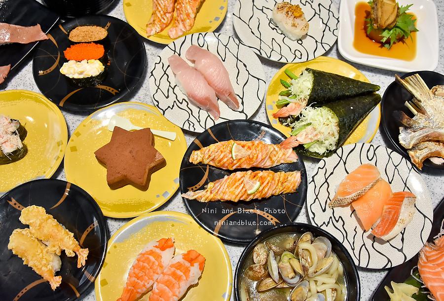 点爭鮮 點爭鮮 奌爭鮮 台中平價壽司 36