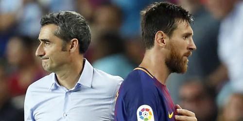 Lionel Messi adalah Pemain Terbaik Sepanjang Masa Ungkap Ernesto Valverde