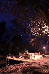 FR10 1021 Quai Edmond Combes. Le bassin du canal du Midi. Castelnaudary, Aude, Languedoc