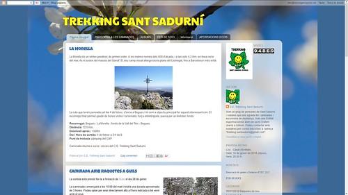 194 - Trekking Sant Sadurní
