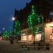 Bradshawgate lights, Leigh