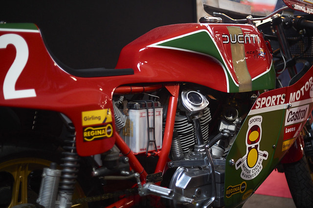 Mike Hailwood Replica ~ Retromobile 2018