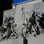 Monument to Giuseppe Mazzini in Rome (1929) - Sculptor Ettore Ferrari (Rome 1845-Rome 1929) - https://www.flickr.com/people/70125105@N06/